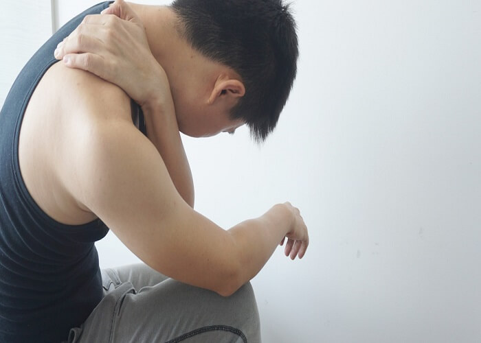 التهاب بورس های شانه